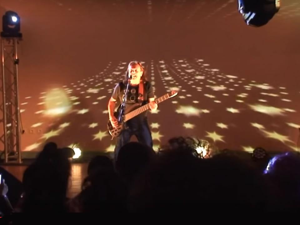 Sonorisation concert Privé avec Alain Llorca (bassiste de Gold)