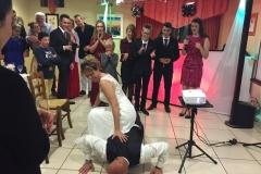 Les gages des mariés