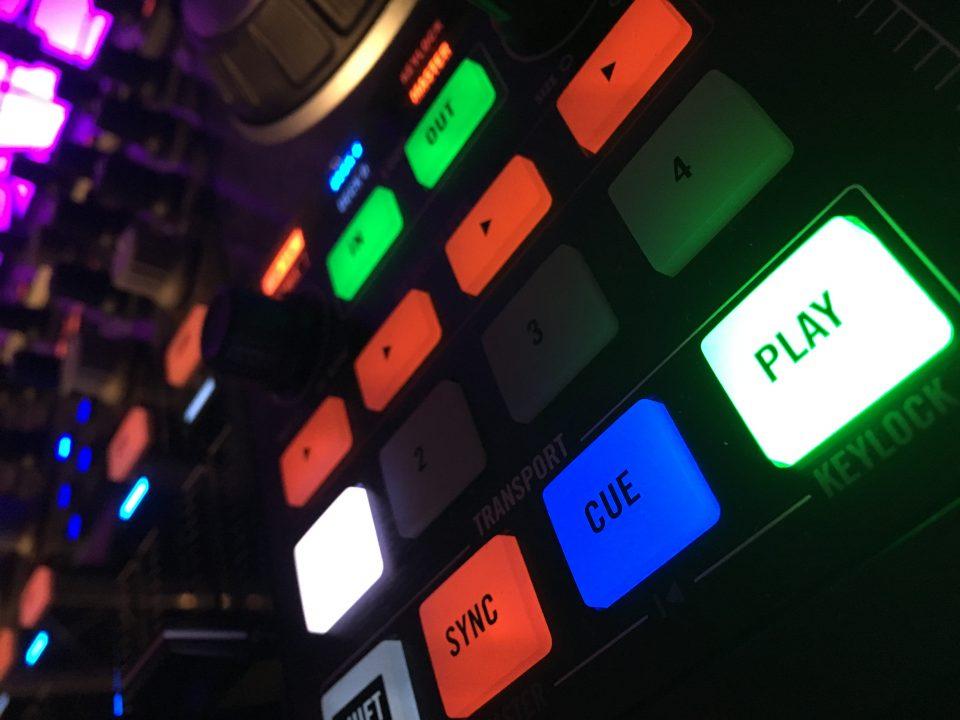 Le matériel de sonorisation de Mix'elle